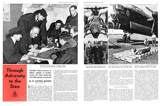 Article Preview: Through Adversity to the Stars, November 1942 | Maclean's