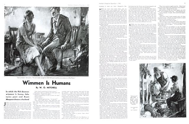 Article Preview: Wimmen Is Humans, December 1942 | Maclean's