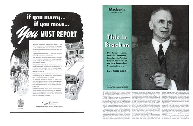 Article Preview: This Is Bracken, October 1943 | Maclean's