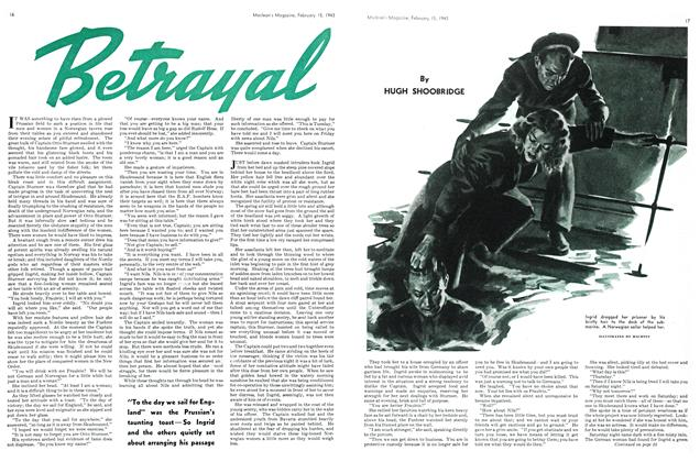 Article Preview: Betrayal, February 1943 | Maclean's