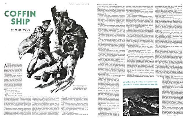 Article Preview: COFFIN SHIP, March 1943 | Maclean's
