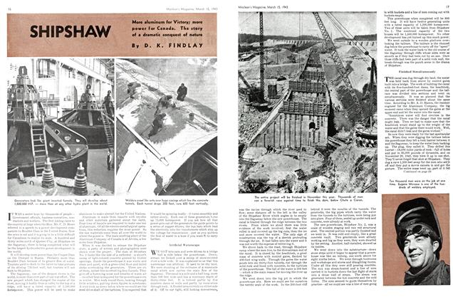 Article Preview: SHIPSHAW, March 1943 | Maclean's