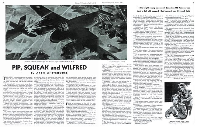 Article Preview: PIP, SQUEAK and WILFRED, April 1943 | Maclean's