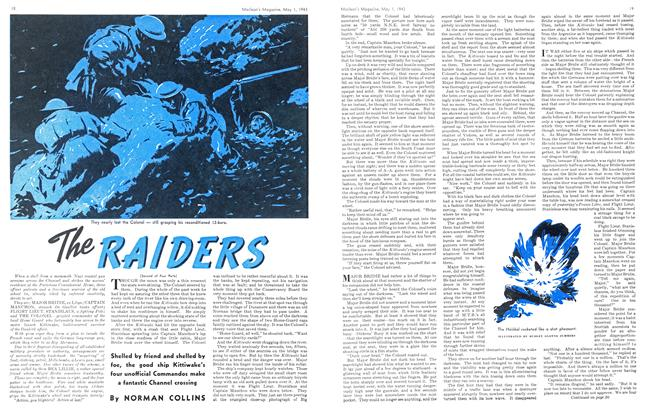 Article Preview: The RAIDERS, May 1943 | Maclean's