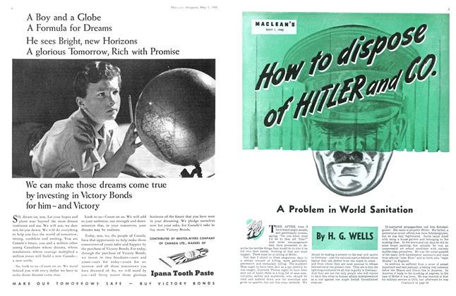 Article Preview: How to dispose of HITLER and CO., May 1943 | Maclean's