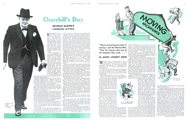 Article Preview: Churchill's Day, May 1943 | Maclean's