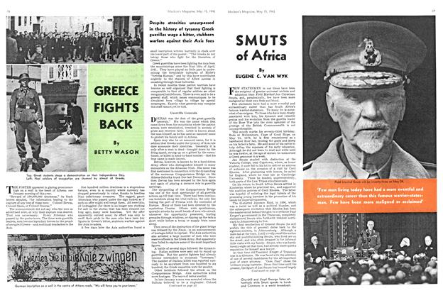 Article Preview: SMUTS of Africa, May 1943 | Maclean's