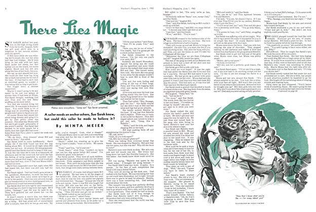 Article Preview: There Lies Magic, June 1943 | Maclean's