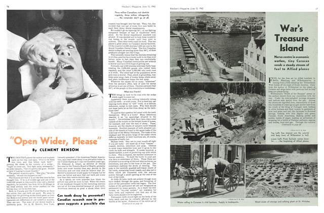 Article Preview: War's Treasure Island, June 1943 | Maclean's
