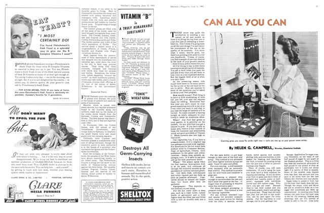 Article Preview: CAN ALL YOU CAN, June 1943 | Maclean's