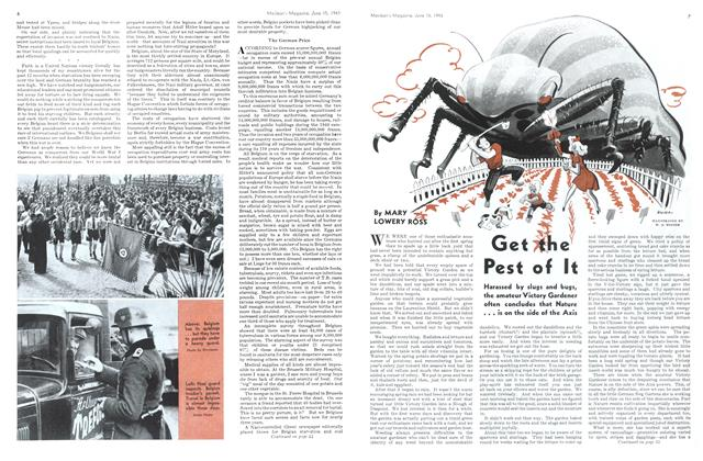 Article Preview: Get the Pest of It, June 1943 | Maclean's
