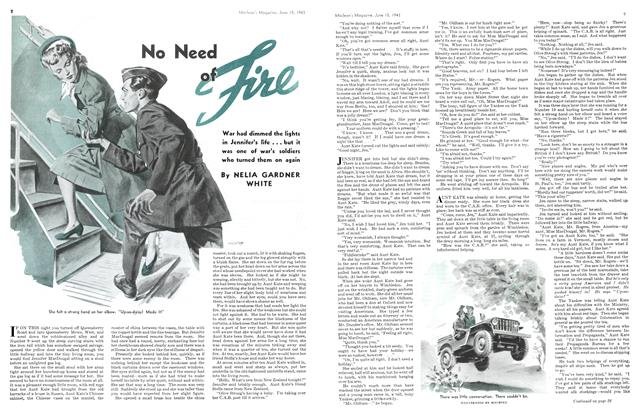 Article Preview: No Need of Fire, June 1943 | Maclean's