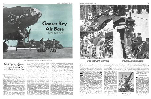 Article Preview: Goose: Key Air Base, June 1943 | Maclean's