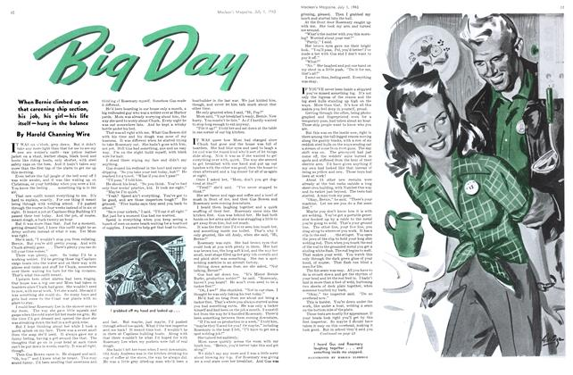 Article Preview: Big Day, July 1943 | Maclean's