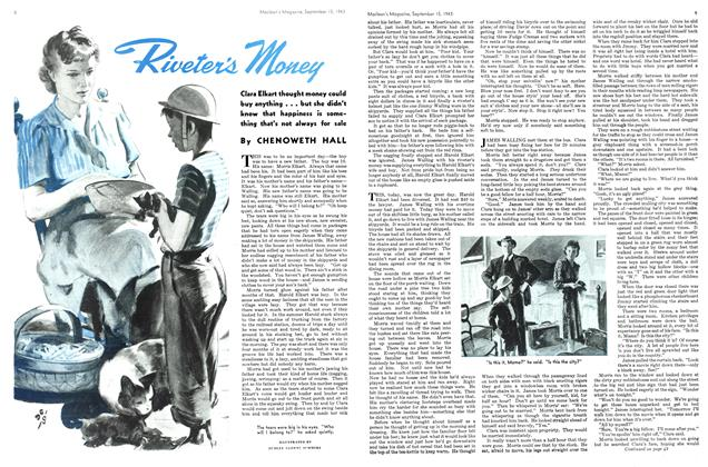 Article Preview: Riveter's Money, September 1943 | Maclean's