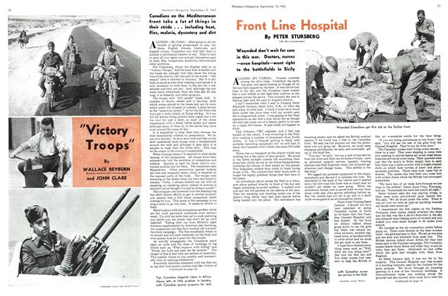 "Article Preview: ""Victory Troops"", September 1943 