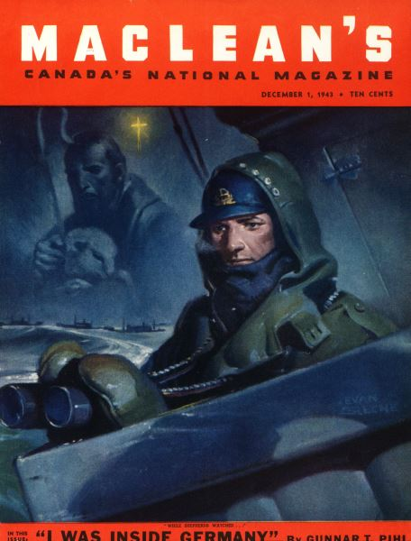 Issue: - December 1943   Maclean's