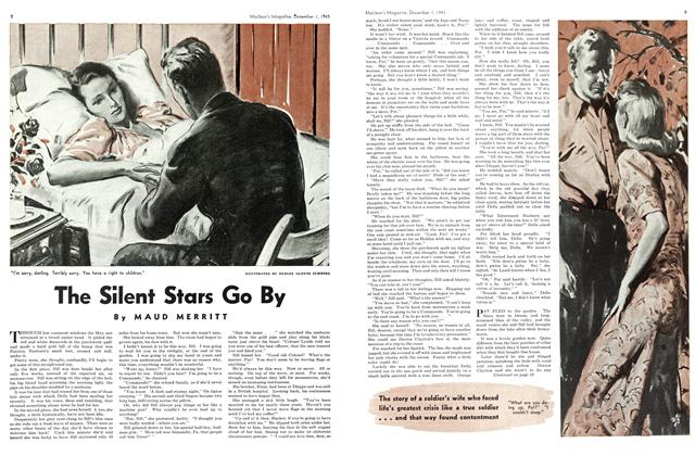 Article Preview: The Silent Stars Go By, December 1943 | Maclean's