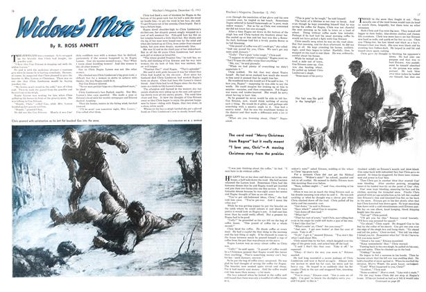 Article Preview: Widow's Mite, December 1943 | Maclean's