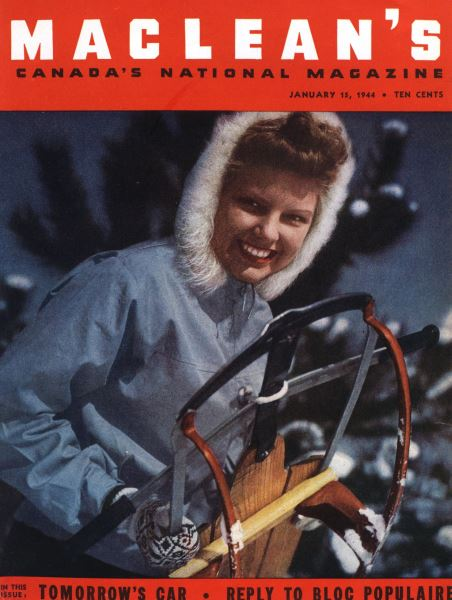 Issue: - January 1944 | Maclean's