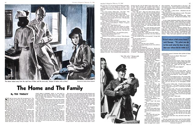 Article Preview: The Home and The Family, February 1944 | Maclean's
