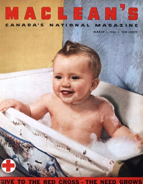 Issue: - March 1944   Maclean's