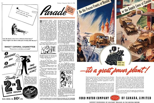 Article Preview: Parade, March 1944 | Maclean's