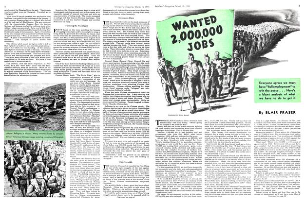 Article Preview: WANTED 2,000,000 JOBS, March 1944 | Maclean's