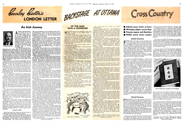 Article Preview: Cross Country, March 1944 | Maclean's