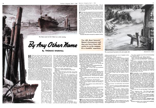 Article Preview: By Any Other name, April 1944 | Maclean's