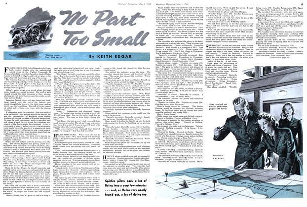 Article Preview: No Part Too Small, May 1944 | Maclean's
