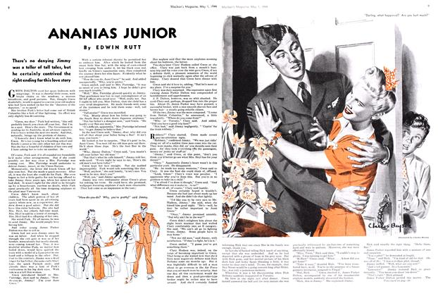 Article Preview: ANANIAS JUNIOR, May 1944 | Maclean's