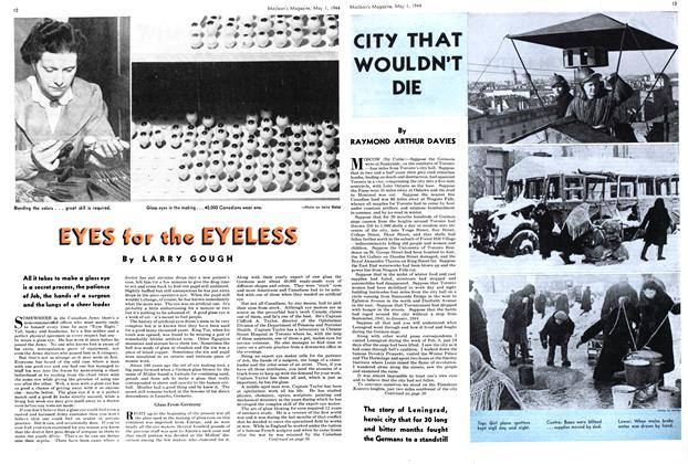 Article Preview: CITY THAT WOULDN'T DIE, May 1944 | Maclean's