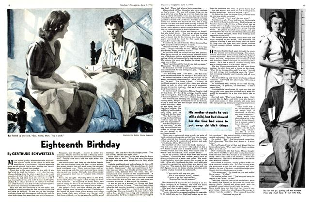 Article Preview: Eighteenth Birthday, June 1944 | Maclean's