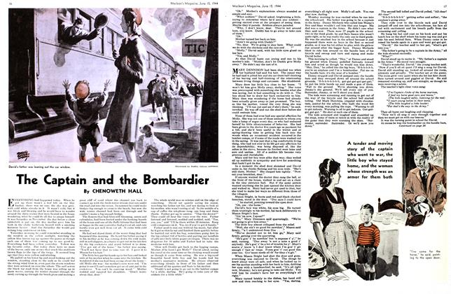 Article Preview: The Captain and the Bombardier, June 1944 | Maclean's