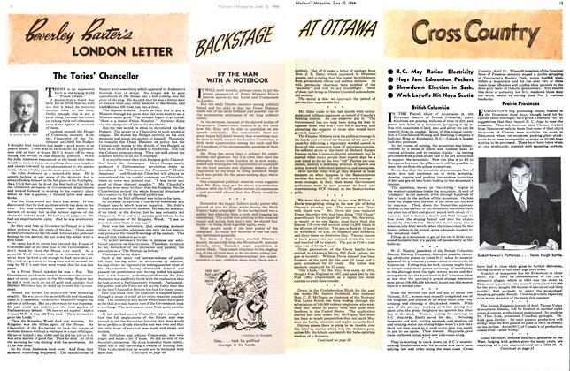 Article Preview: Cross Country, June 1944 | Maclean's