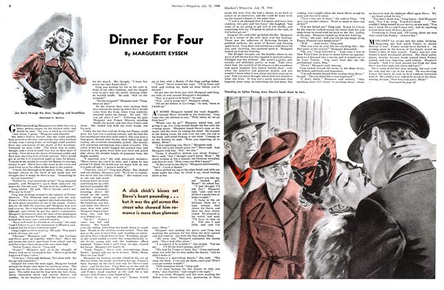 Article Preview: Dinner For Four, July 1944 | Maclean's