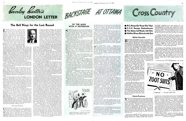 Article Preview: Cross Country, July 1944 | Maclean's