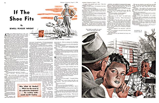 Article Preview: If The Shoe Fits, August 1944 | Maclean's