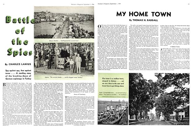 Article Preview: MY HOME TOWN, September 1944 | Maclean's