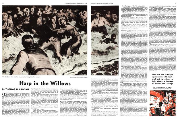 Article Preview: Harp in the Willows, SEPTEMBER 15,1944 1944 | Maclean's