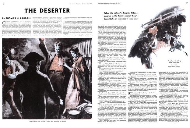 Article Preview: THE DESERTER, October 1944 | Maclean's