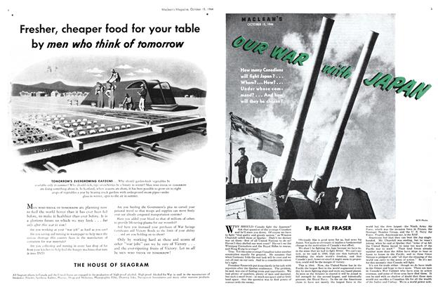 Article Preview: OUR WAR with JAPAN, October 1944   Maclean's