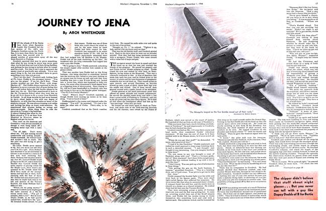 Article Preview: JOURNEY TO JENA, November 1944 | Maclean's