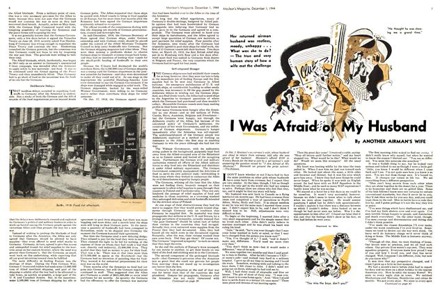 Article Preview: I Was Afraid of My Husband, December 1944 | Maclean's