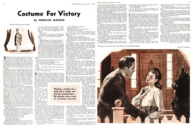 Article Preview: Costume For Victory, December 1944 | Maclean's