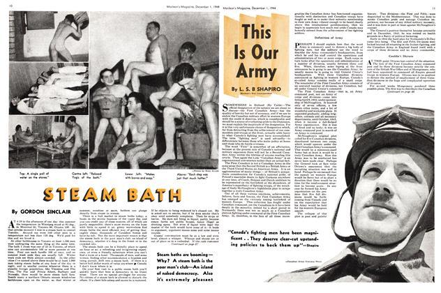 Article Preview: STEAM BATH, December 1944 | Maclean's