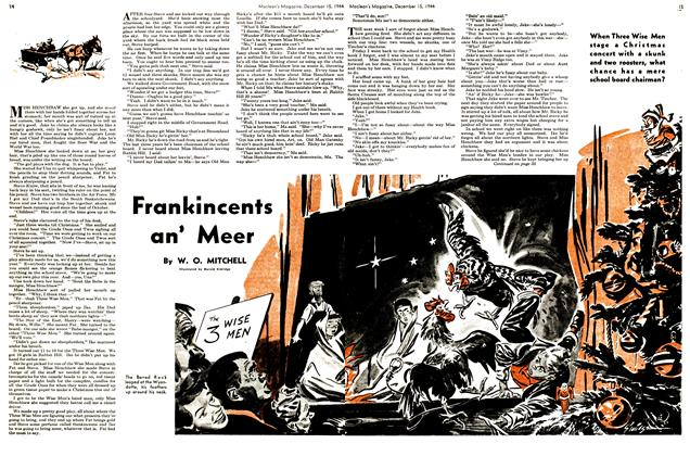 Article Preview: Frankincents an' Meer, December 1944 | Maclean's