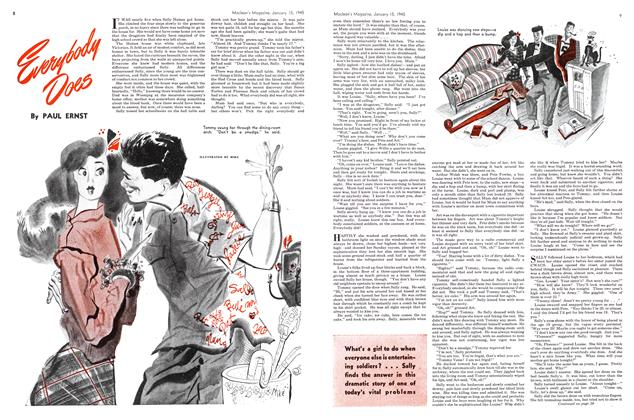 Article Preview: Everybody Does, January 1945 | Maclean's