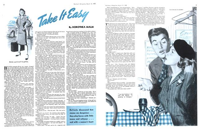 Article Preview: Take It Easy, March 1945 | Maclean's